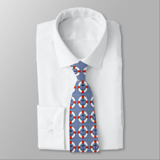 Life Saver & Anchor Tie