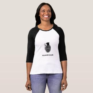 Life Simplicidad #LoveGrenade T-Shirt