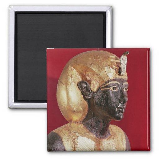 Life size statue of Tutankhamun Fridge Magnets
