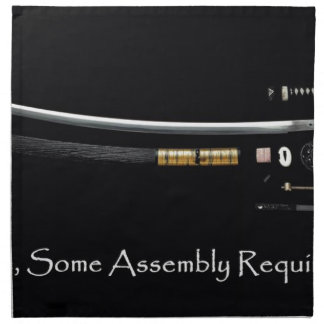 Life Some Assembly Required Napkin