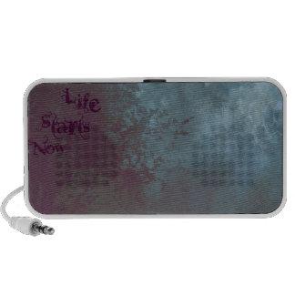 Life Starts Now Mp3 Speakers