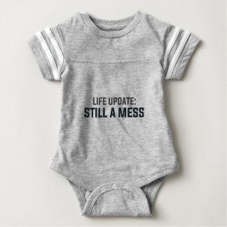 Life Update: Still A Mess Baby Bodysuit