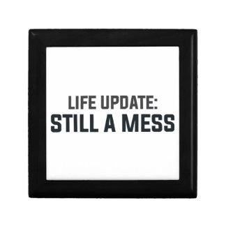 Life Update: Still A Mess Gift Box