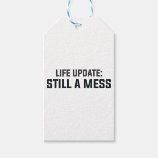 Life Update: Still A Mess Gift Tags