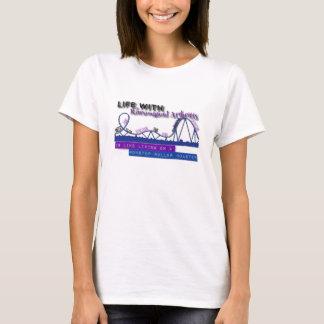 Life W/ Rheumatoid Arthritis..Roller Coaster Shirt