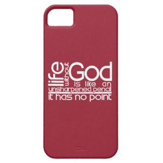 Life Without God... iPhone 5 Cover