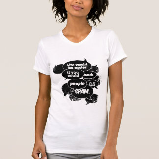 Life Would Be Easier T-Shirt