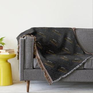 LifeForce Meditation Rug: LAW Throw Blanket