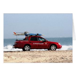 Lifeguard Card