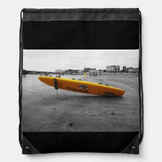 Lifeguard drawstring Bag