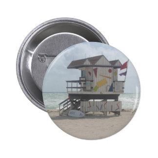 Lifeguard Shack Pins