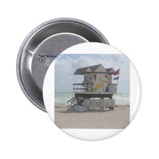 Lifeguard Shack Pin
