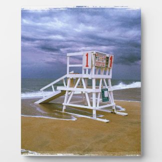 Lifeguard Stand Plaques