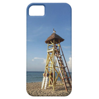 Lifeguard Tower iPhonecase Barely There iPhone 5 Case