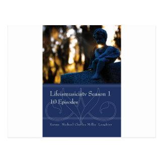 Lifeismusicistv Season 1 Format: DVD Postcard