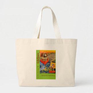 Lifelines Cover 2 Canvas Bags