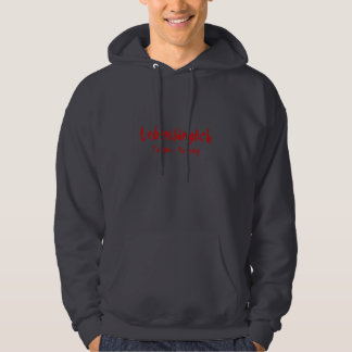 Lifelong, Tattoo - piercing Hooded Pullover