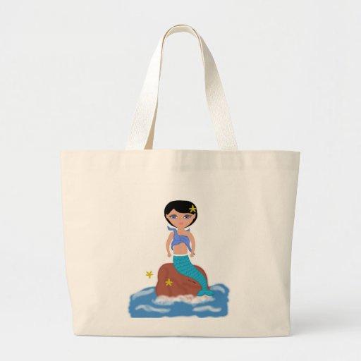 Lifen the Mermaid Beach Bag