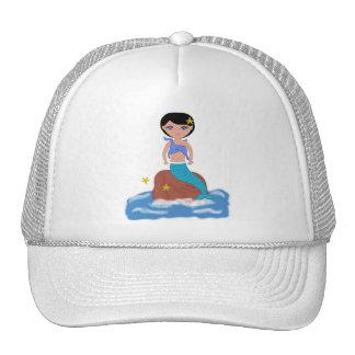 Lifen the Mermaid Cap Trucker Hat