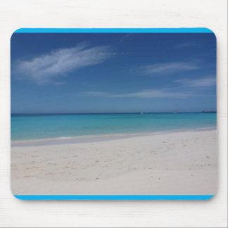 Life's a beach mouse pad