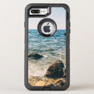 """Lifes a Beach"" OtterBox Defender iPhone 8 Plus/7 Plus Case"