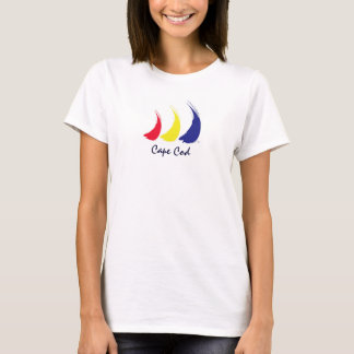 Life's a Breeze®_Paint-The-Wind_Cape Cod T-Shirt
