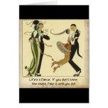 Life's a Dance:  Card