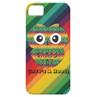 {Life's A Hoot} Case Case For The iPhone 5