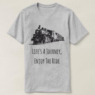 Life's A Journey T-Shirt