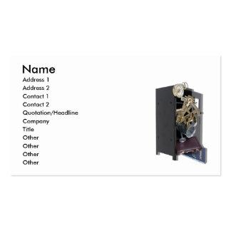 LifeSchoolPotential073110, Name, Address 1, Add... Business Card Template