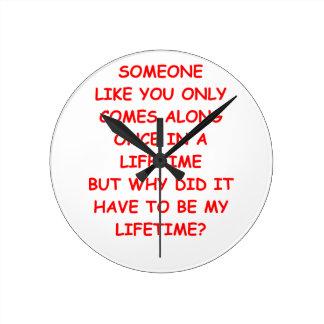 lifetime clocks