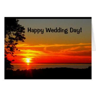 Lifetime Of Beautiful Tomorows Wedding Card
