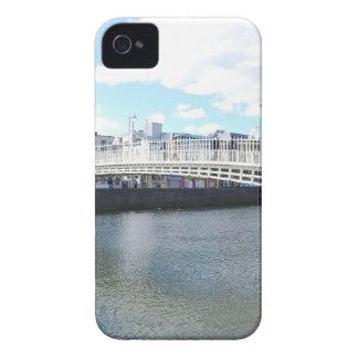 Liffey Bridge - Ha penny Bridge iPhone4 Case