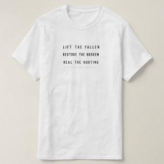 Lift The Fallen. T-Shirt