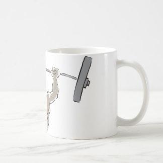 Lifting Weights Mugs