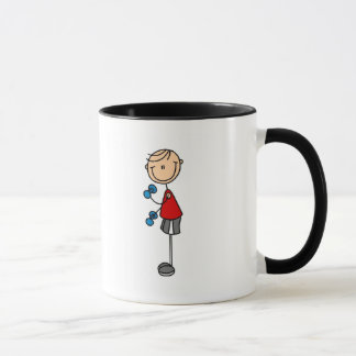 Lifting Weights Tshirts and Gifts Mug