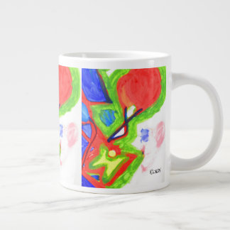 Liftingthetree Large Coffee Mug