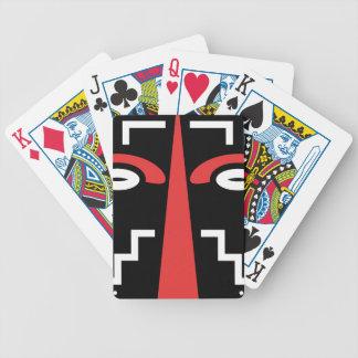 Ligbi Mask Bicycle Playing Cards