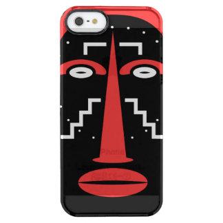 Ligbi Mask Clear iPhone SE/5/5s Case