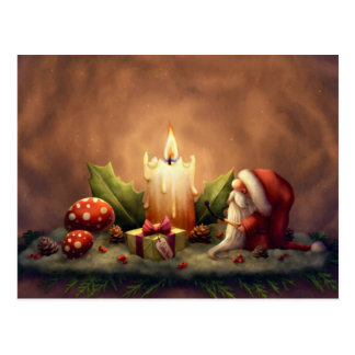 Light a Candle Postcard