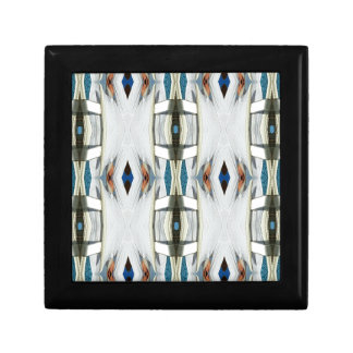 Light Airy Southwest Tribal Pattern Gift Box