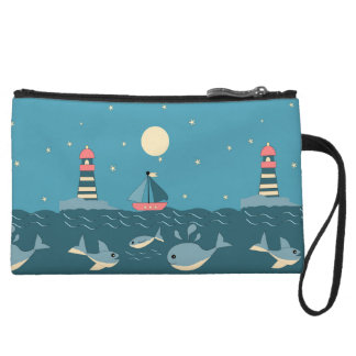 Light and boat wristlet
