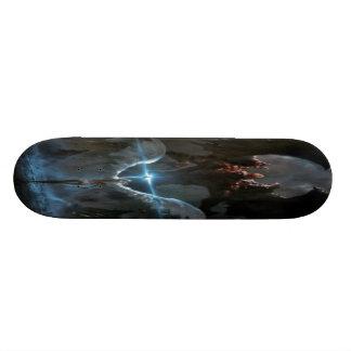 Light and Darkness Skate Board Decks
