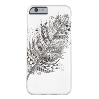 Light ash a feather iPhone case