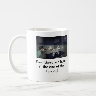 Light at end of Tunnel Coffee Mug