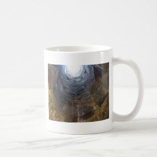Light at the end of the tunnel . Hope concept Coffee Mug