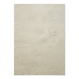 Light Beach Sand Blank Printable Wedding Paper Card