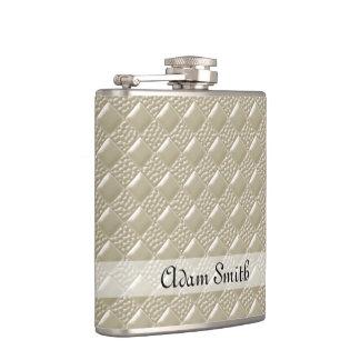 Light Beige Flask