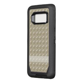 Light Beige OtterBox Defender Samsung Galaxy S8 Case