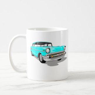 Light Blue '57 Nomad Coffee Mug